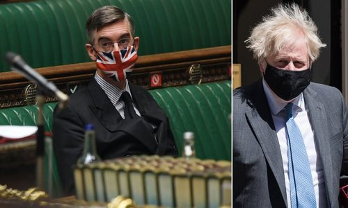 Jacob Rees-Mogg joins calls to ditch masks on 'Freedom Day'