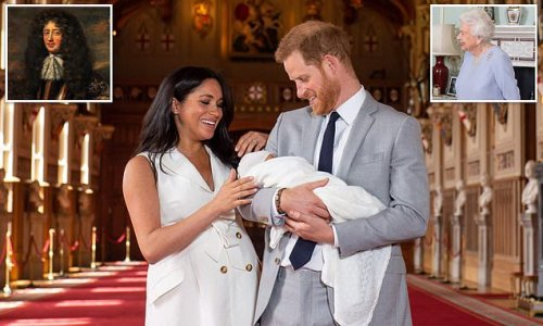 Meghan and Harry 'did not want Earl of Dumbarton title for Archie'