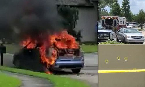 Two masked gunmen shoot IHOP employees taking smoke break in Louisiana