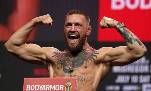 Conor McGregor could make a UFC return THIS YEAR reveals Dana White