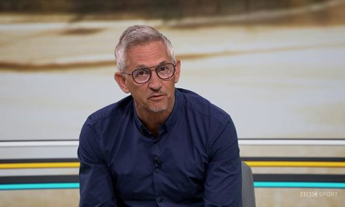 Gary Lineker comes to the aid of Sophie Scargill by pledging £3,000