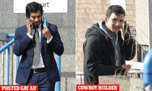 GP, 37, faces career ruin as he is convicted of harassing his builder