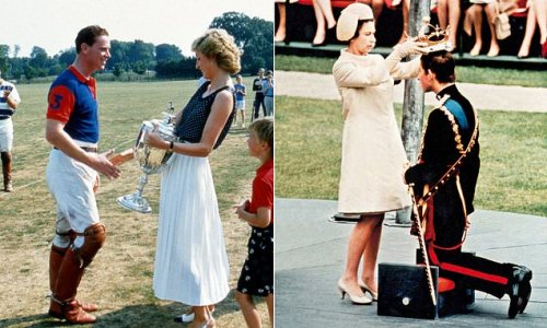 Charles and Diana's VERY dangerous liaisons