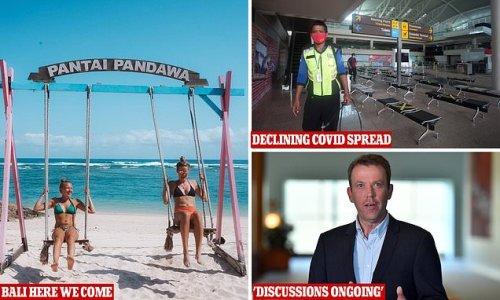 Australia's tourism minister reveals bubble could open with Bali