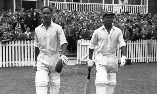 Sobers: Three Ws have left us, their legacy will never be forgotten