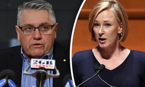 Ray Hadley and Leigh Sales unite following troll attacks