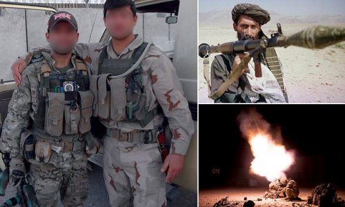 I fled the hell of Afghanistan... only to find the enemy in Britain