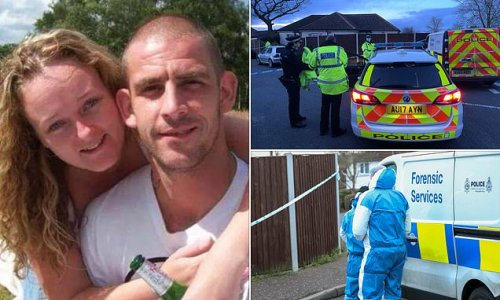 Neighbour of father-of-three is charged with murder