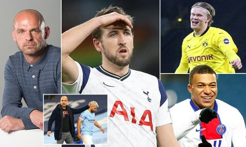 DANNY MURPHY: Harry Kane has to act now and leave troubled Tottenham