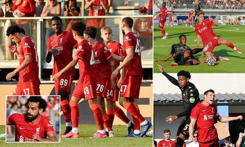 FIVE things we learned Liverpool edge past Mainz in Austria friendly