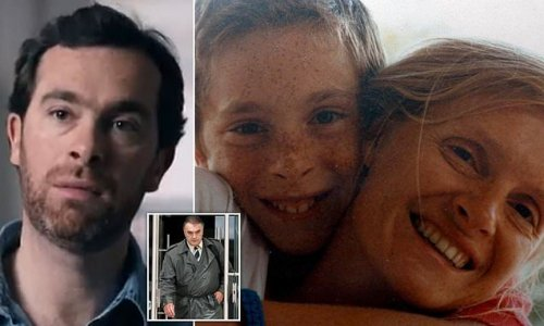Son of film producer's wife murdered in Ireland gives rare interview