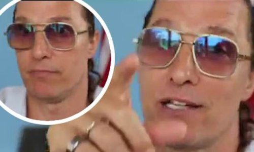 Matthew McConaughey delivers positive message to celebrate July 4