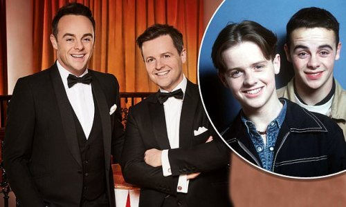 Ant and Dec announce campaign to help youngsters launch TV careers