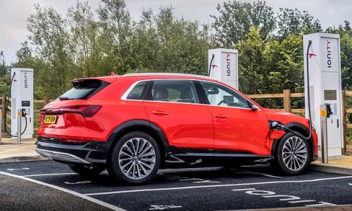 Audi to pull petrol and diesel models from European showrooms in 2033