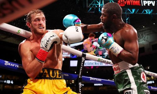 Mayweather's fight vs Logan Paul 'generated more than 1m PPV buys'