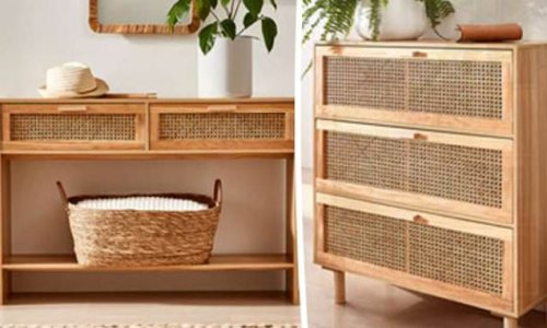 Shoppers rage over 'sneaky' detail in Kmart's new furniture range