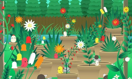 Brainteaser challenges puzzlers to find Corgi in garden scene