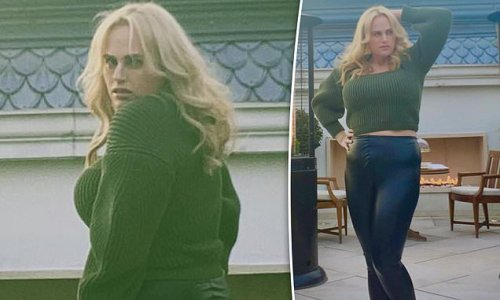 Rebel Wilson appears to have lost even more weight