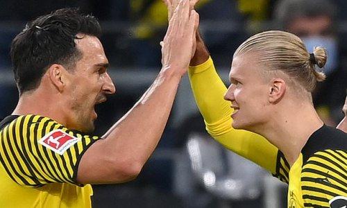 Mats Hummels warns Erling Haaland amid Manchester City interest