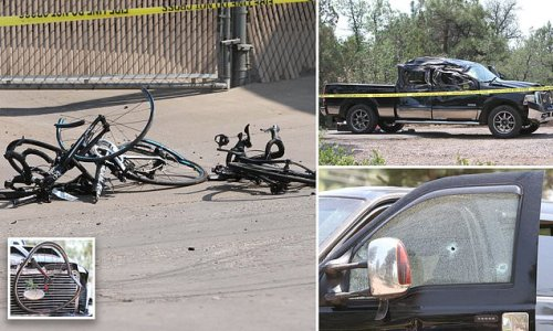 Survivor reveals the moment 6 cyclists were injured in hit-and-run