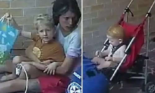 Mum and two children who fled Sydney hospital are found after search