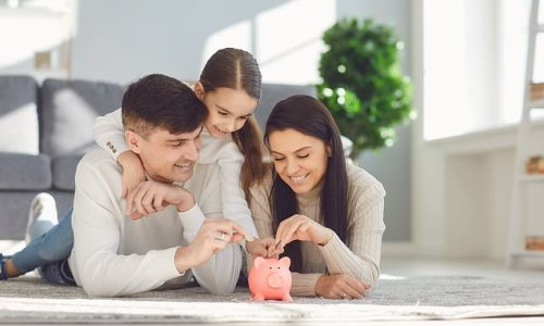 Should you invest or put money in savings account for your child?