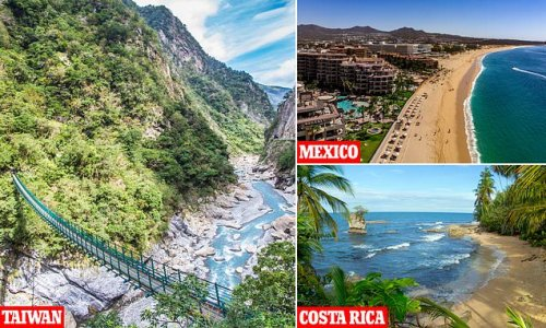 Taiwan, Mexico and Costa Rica rated the best places to live for expats