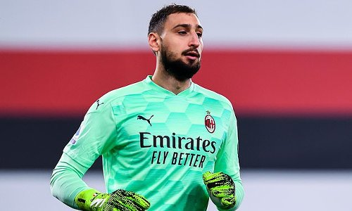 Gianluigi Donnarumma 'agrees five-year deal with Paris Saint-Germain'