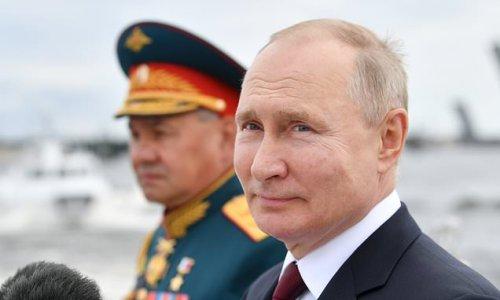 Vladimir Putin boasts he can hit enemies with 'unpreventable strike'
