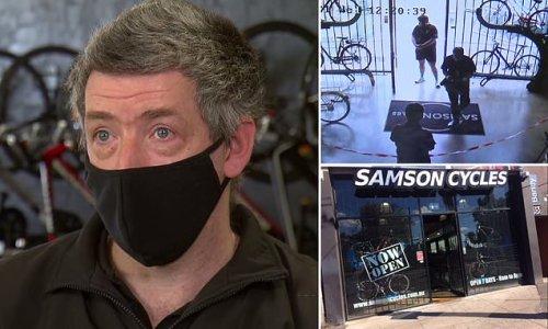 Petty reason a Melbourne bike shop owner was fined $11k in lockdown