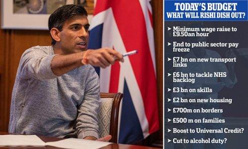 'Optimistic' Sunak gets Budget firepower thanks to UK growth upgrade