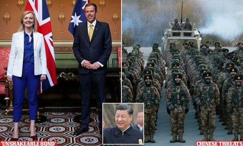 Australia will fight China's dodgy trade tricks with UK allies