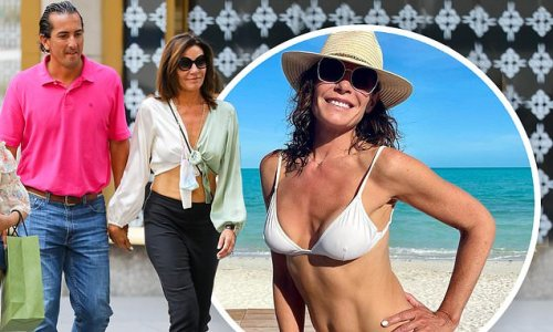 Luann de Lesseps' dating former football player Radamez Rubio
