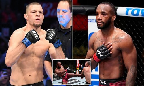 Nate Diaz is the perfect fight at the perfect time for Leon Edwards