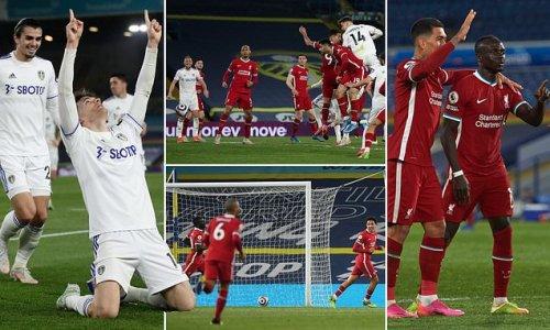 Leeds 1-1 Liverpool: Llorente's equalises late after Mane opener