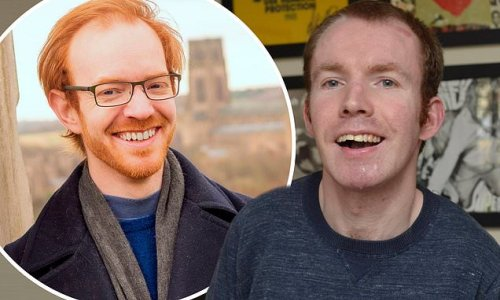 Lee Ridley chooses Geordie accent for new speech synthesiser