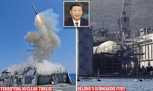 Chinese academic warns Australia is now target for NUCLEAR WAR
