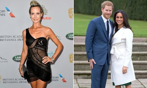 Lady Victoria Hervey says Harry and Meghan's courtship was 'too short'
