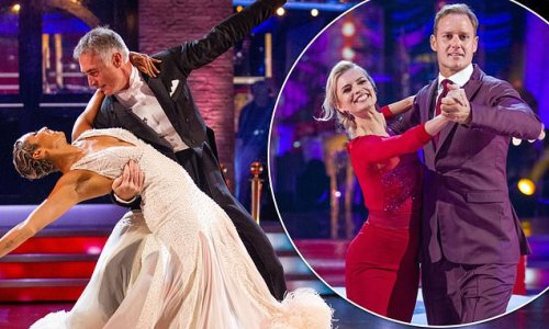 Strictly Come Dancing gets a ratings boost peaking at 8.4m viewers