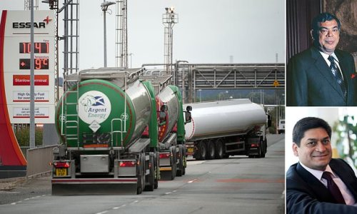 Britain's second biggest oil refinery 'faces collapse amid VAT talks'