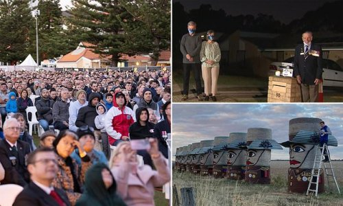All the best pictures of Aussies commemorating Anzac Day