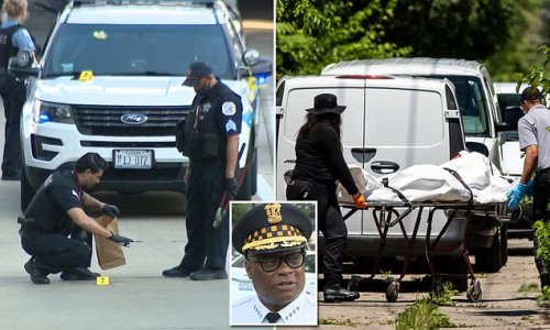 Chicago struggles with rise in crime, including four mass shootings