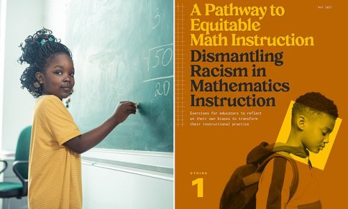 Math workbook says its racist to ask students to get the right answer