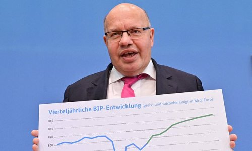 Germany slashes growth forecast to just 2.6% compared to UK's 6.5%