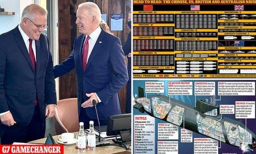How Scott Morrison pulled off secret nuclear submarine deal