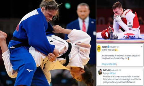 BBC blasted for tweeting SPOILERS of British Olympians winning medals