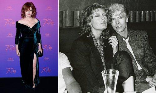 Susan Sarandon reveals final phone call with ex-lover David Bowie