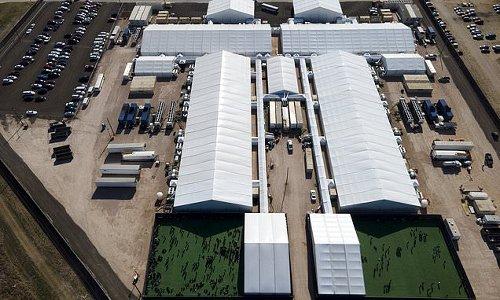 Texas Democrat criticizes Biden photos of empty migrant facilities