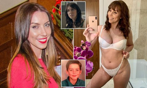 Actress, 40, reveals she set up a racy OnlyFans account
