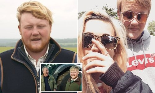 Despairing farmhand, 21, who clashes with 'difficult' Jeremy Clarkson